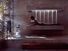 Tenke seg en liggende dusj!