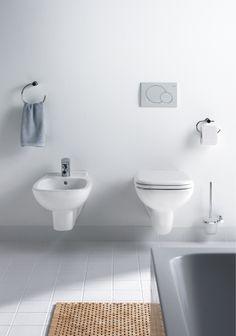 Der Schlüssel zu einem schönen Bad.    Sicher: Gutes Design ist nicht alles. Und doch machen gut gestaltete Dinge das Leben lebenswerter. Umso schöner, wenn gutes Design jetzt nicht mehr unerschwinglich, sondern zum Greifen nah ist: Mit D-Code präsentiert Duravit eine Badserie, wie es sie noch nie gab - komplett vom Waschtisch bis zum Handtuch halter, gestalterisch aus einem Guss und mit einem höchst erfreulichen Preis-leistungs-Verhältnis.