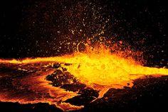 Erta Ale volcano ( Ethiopia)