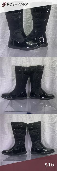I just added this listing on Poshmark: Girls Primigi Boots - Black - EUSize 26 EU/US 9. #shopmycloset #poshmark #fashion #shopping #style #forsale #Primigi #Other Little Girl Boots, Baby Girl Boots, Suede Chukka Boots, Leather Ankle Boots, Toddler Winter Boots, Snake Print Boots, Black Leather Sneakers, Tall Riding Boots, Purple Suede