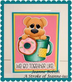 Digi Card by DT Jeanne