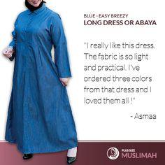 #customersatisfaction #plussizeabaya #modestfashion #hijab #fulllengthdress