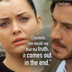 Credit to @bbceastenders : We really hope that's true. #EastEnders