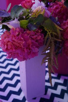 #ślub#chevron/granat#różowy#wedding#navyblue#pink