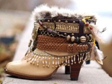 Boots in Shoes - Etsy Women - Page 4