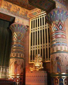 Egyptian Theater, Boise Idaho, built in 1927