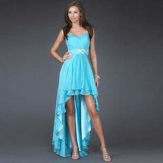 TOTALLY MY PROM DRESS