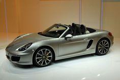 2012 Geneva Auto Show: 2013 Porsche Boxster S