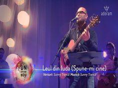 Adoram & Sunny - Leul din Iuda (Spune-mi cine) (Un Drum Nou) Trance, Drums, Sunnies, Concert, Romania, Youtube, Amp, Trance Music, Sunglasses