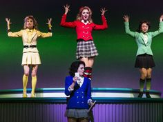 I Like Killer Clothes: A Heathers The Musical Fashion Masterpost