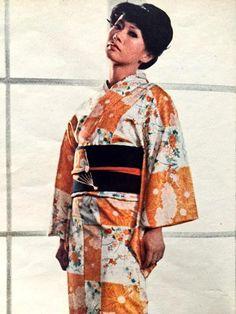 Mariko Kaga 1971