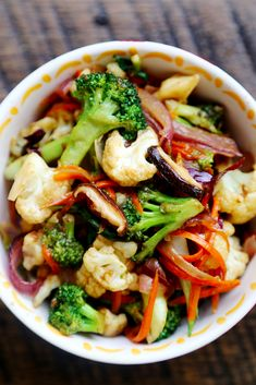 A savory stir fry: | 17 Easy Dinners Everyone Should Have In Their Arsenal