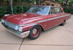 Learn more about NASCAR Ties: 1962 Ford Galaxie 500 on Bring a Trailer, the home of the best vintage and classic cars online. Universe Size, Nascar Champions, Bill Elliott, Ford Galaxie, Rally Car, Classic Cars Online, Barn Finds, Vintage Cars, Dream Cars