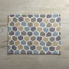 Zander Placemat | Crate and Barrel