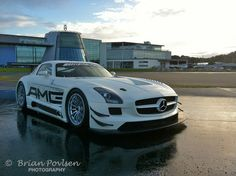 Mercedes-Benz SLS GT3 AMG: by Brian Povlsen Photography