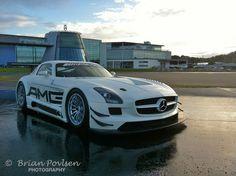 Mercedes-Benz SLS GT3 AMG: by Brian Povlsen Photography