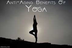 Anti Aging Benefits of Yoga