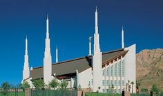 Las Vegas Nevada Temple in Las Vegas, NV