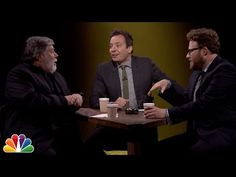 The Tonight Show Starring Jimmy Fallon: True Confessions with Seth Rogen and Steve Wozniak