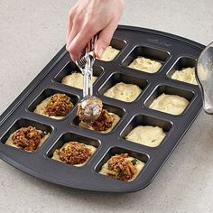 Mini Cheeseburger PiesYou can find Pampered chef recipes and more on our website. Pampered Chef Party, Pampered Chef Recipes, Cooking Recipes, Pampered Chef Products, Rock Crock Recipes, Epicure Recipes, Cheeseburger Pie, Beef Dishes, Food Dishes