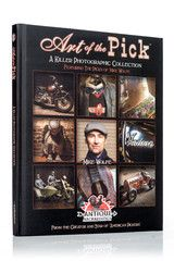 Art of the Pick Book | Antique Archaeology Art of the Pick