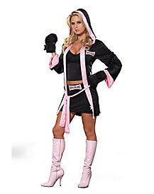 ★ 31 Halloween-Kostüm für Damen Womens Boxer Halloween Costume Discover an incredible selection of costumes for women at Party City Get the latest female costume looks from TV and film, Halloween classics, DIY kits and Boxer Halloween, Costumes Sexy Halloween, Sexy Adult Costumes, Girl Costumes, Costumes For Women, Halloween Stuff, Halloween Ideas, Boxer Costume Women, Boxer Costumes