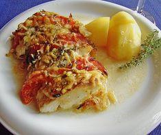 Tomaten - Seelachs, ein beliebtes Rezept aus der Kategorie Fisch. Bewertungen: 73. Durchschnitt: Ø 4,2.