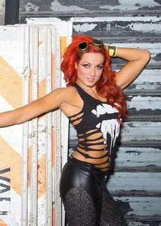 """( CELEBRITY WOMAN from WWE Diva 2016 ★ BECKY LYNCH ) ★ Rebecca Quin - Friday, January 30, 1987 - 5' 6"""" 135 lbs - Dublin, Leinster, Republic of Ireland."""