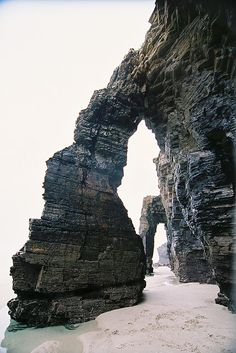 Playa de Las Catedrales - spain
