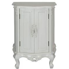 Juliet Shabby Chic 2 Door cupboard