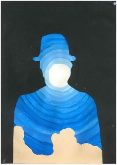 A la maniere de Rene Magritte