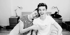 joe sugg and caspar lee Sean Casey, Del Shannon, Sugg Life, Top 20 Hits, Imagines Tumblr, British Youtubers, Caspar Lee, Ricky Dillon, Beatles Songs