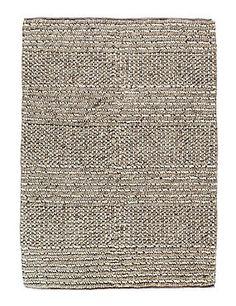Natural Mix Modern Loop Weave Rug