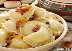 Savor the best Ukrainian dishes on a Kiev gourmet tour with a friendly local guide and learn about the culinary traditions. Ukrainian Recipes, Russian Recipes, Ukrainian Food, Comida Israeli, Queso Fresco, Kefir, Saveur, Ravioli, Vegetable Dishes