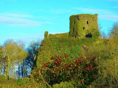 Dunollie Castle, Argyll & Bute, Scotland - c. 15th century by Clan MacDougall