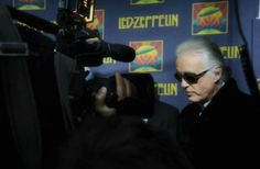 Jimmy Page at CD Premiere