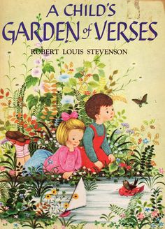 A Child's Garden of Verses - Illustrated by: Gyo Fujikawa