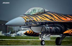 https://flic.kr/p/sDPKUK | NATO Tiger Meet 2016 / F16 Turc