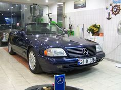 Mercedes SL series R 129 Roadster