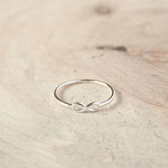 How gorgeous is this! Infinity Silver Above Knuckle Ring from notonthehighstreet.com Want!