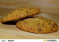 Čokoládové sušenky I. recept - TopRecepty.cz Crinkles, Banana Bread, Cookies, Desserts, Food, Basket, Crack Crackers, Tailgate Desserts, Deserts