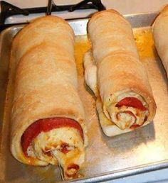 ULTIMATE CHEESY Baked Pepperoni Roll  http://whataboutpie.blogspot.com/2010/10/pepperoni-rolls.html  :) Share to save on your timeline! :)  Love This? Get new ones in your newsfeed daily.  https://www.facebook.com/Dorothy.n.partain  Join our FREE Weight Loss group for daily support, motivation, recipes, DIY's, Tips & more!!  https://www.facebook.com/groups/GettingHealthyettingfit/  Take the Skinny Fiber 90 Day Challenge -> http://skinnymizfitz.SBC90DayChallenge.com/  Want to Be your own ...