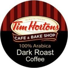 Tim Hortons Dark Roast, 72 Count by Tim Hortons -- Awesome products selected by Anna Churchill