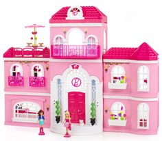 Mega Bloks Barbie Build'N Style! Fun!