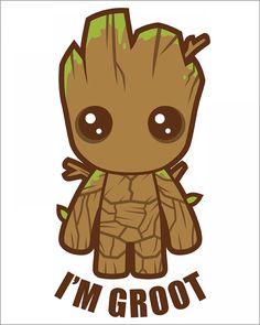 I'm (baby) Groot