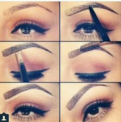 How to shape Eye Brow
