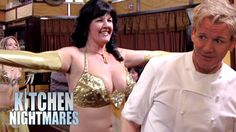 Belly Dancing Owner Stuns Gordon Ramsay on Kitchen Nightmares Gordon Ramsay Kitchen Nightmares, Italian Home Decor, Kitchen Themes, Kitchen Ideas, Belly Dance Costumes, Vintage Kitchen Decor, Kitchen Interior, Dreaming Of You, Youtube