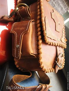 f3b72056af06 Мужские сумки ручной работы. Ярмарка Мастеров - ручная работа Кожаная сумка  на ногу, пояс, плечо.. Handmade.