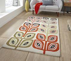 Inaluxe - Fabrique Designer Wool/ Viscose Rug 180 x 270 cm (6ft x 9ft) LOW STOCK