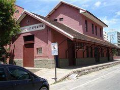 Antiga Estação Ferroviária - Cachoeiro de Itapemirim